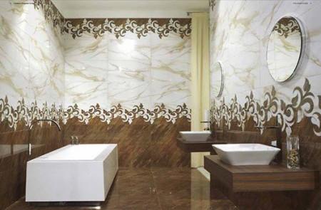 اشكال سيراميك حمامات2015 (1)