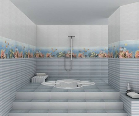 اشكال سيراميك حمامات2015 (3)