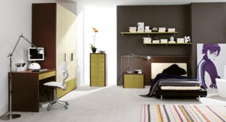 الوان حوائط غرف اطفال (1)