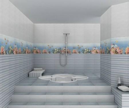 بلاط سيراميك حمامات2015 (1)