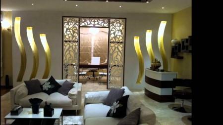 تصميمات اسقف شقق عرسان (2)