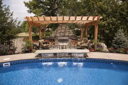 تصميم حمامات السباحة (2)