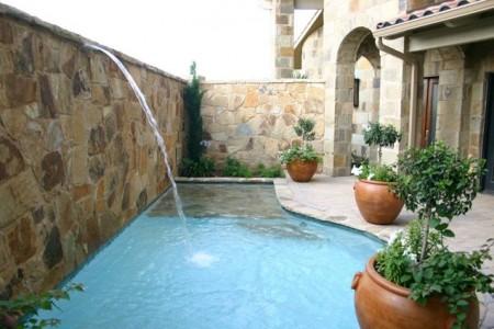 تصميم حمامات السباحة (3)