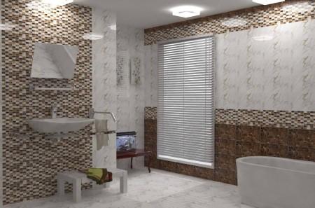 تصميم سيراميك حمامات2015 (1)