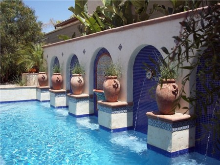 حمامات سباحة منزلية (8)