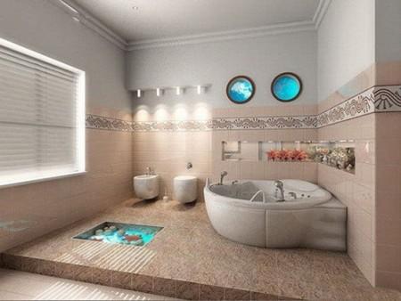حمامات فخمة (7)