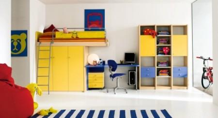 حوائط غرف اطفال (1)