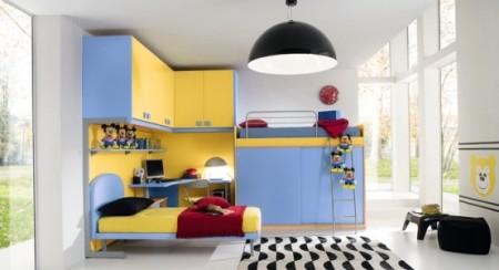 حوائط غرف اطفال (2)