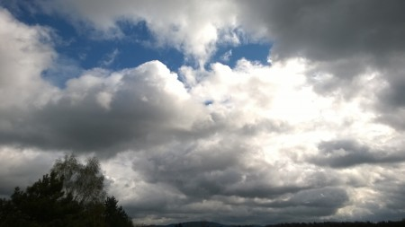 خلفيات سماء زرقاء (1)