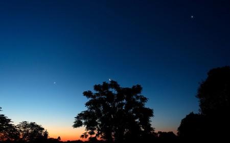 خلفيات سماء زرقاء (3)