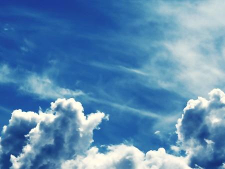 خلفيات سماء زرقاء (5)