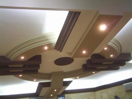 ديكورات اسقف غرف نوم (3)
