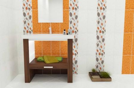 ديكورات حمامات سيراميك2015 (1)