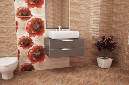 ديكورات سيراميك حمامات2015 (1)
