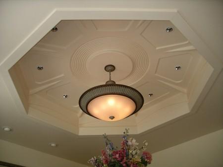 ديكور سقف (1)