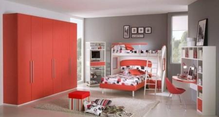 ديكور غرف الأطفال الحديثة والمودرن2015 (1)
