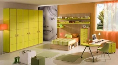 ديكور غرف الأطفال الحديثة والمودرن2015 (3)