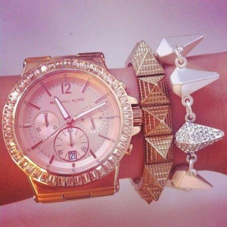 ساعات بناتي باكسسوارات جميلة (4)