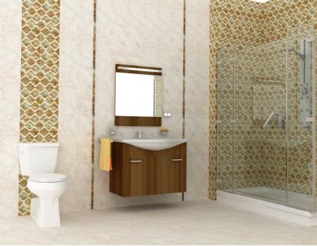 شغل سيراميك حمامات2015 (2)