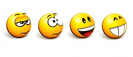 شكل ايموشن مبتسم (3)