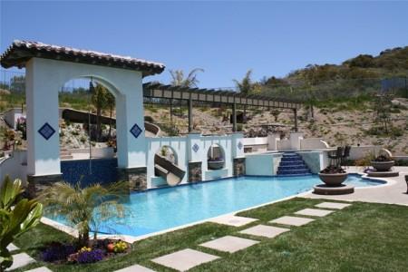 صور حمامات سباحة منزلية (1)