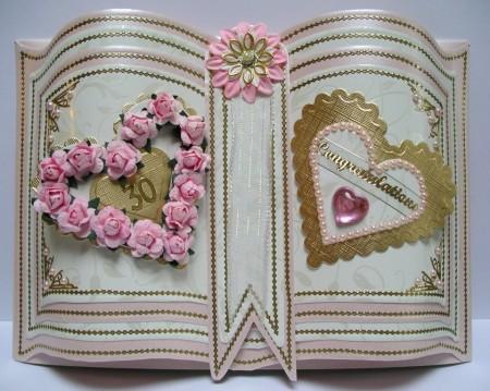 صور قلوب للتهنئة بالخطوبة (1)