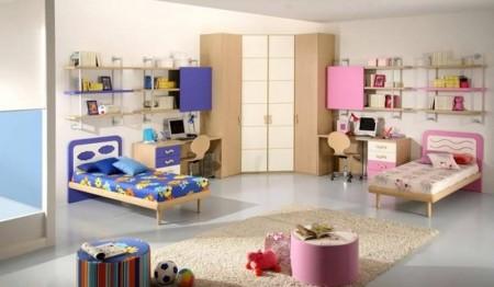 غرف أطفال بالصور ديكورات2015 (1)