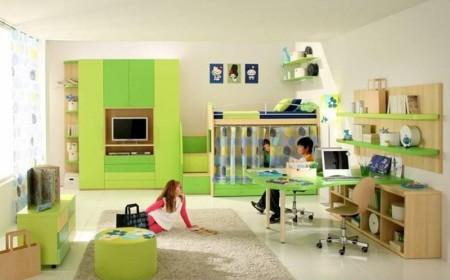 غرف أطفال بالصور ديكورات2015 (3)