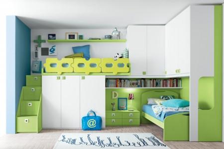 غرف اطفال ملونة (1)