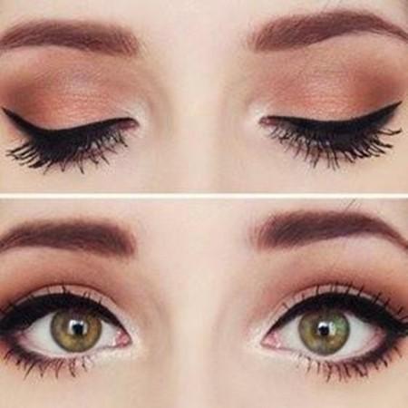 احلي مكياج عيون مرسوم (3)