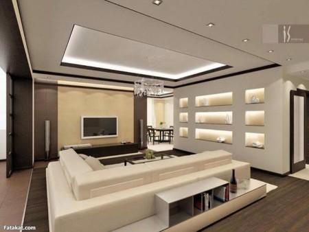 اسقف معلقة بسيطة (2)
