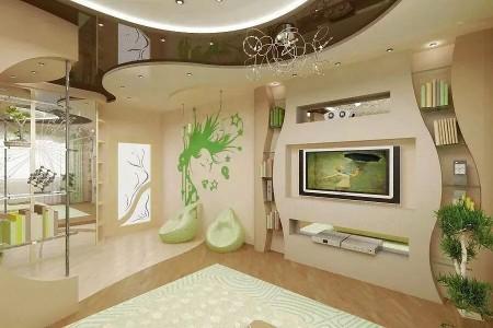 اسقف معلقة غرف (1)