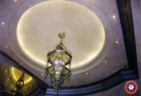 اسقف معلقة غرف (3)