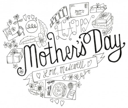 اهداء للأمهات بالصور (2)