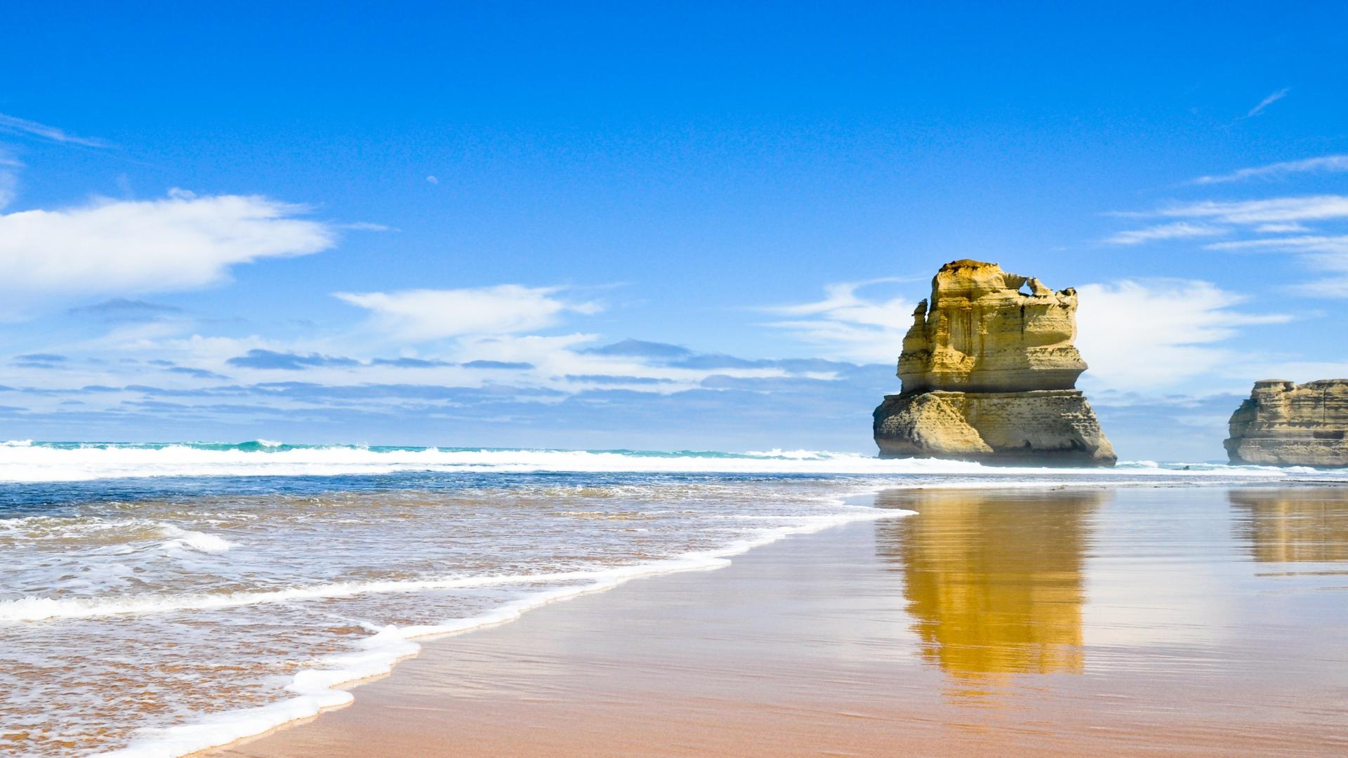 صور بحار ومحيطات جميلة في مناظر طبيعية خلابة