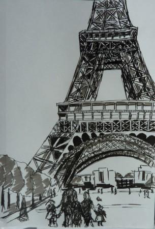 برج إيفل باريس (1)