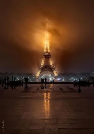 برج ايفل عجائب الدنيا (4)