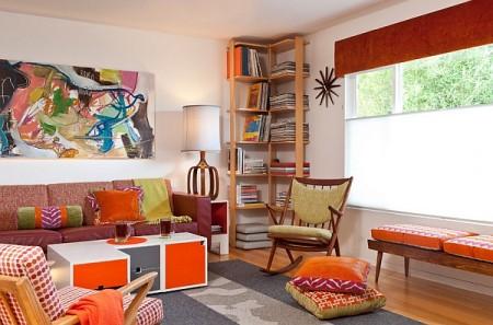 تصاميم منازل من الداخل بديكورات داخلية فخمة وراقية (1)