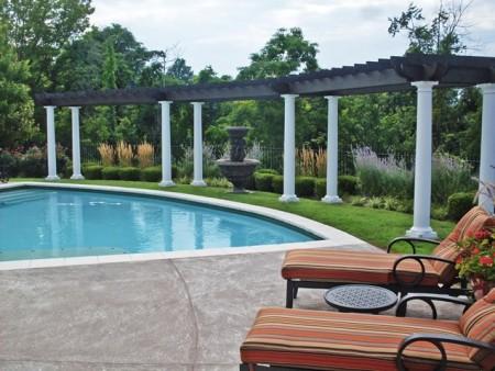 تصميم حمام السباحة (5)