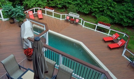 حمامات سباحة للقصور (1)