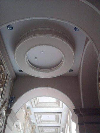 ديكورات وصور سقف معلق (3)