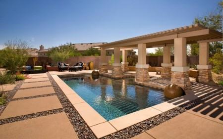 صور تصميم حمامات سباحة (2)