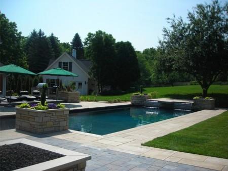 صور تصميم حمامات سباحة (3)
