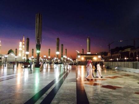 صور في السعودية عن الحج (7)