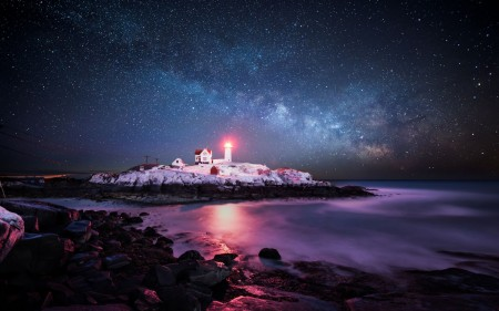 صور نجوم الليل خلفيات HD (2)