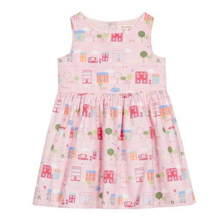 فستان بنات مواليد صغار (2)