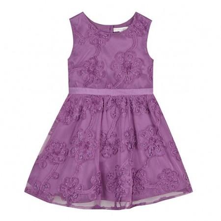 فستان بنات مواليد صغار (5)