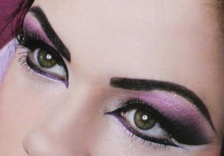 مكياج عيون لبناني (1)