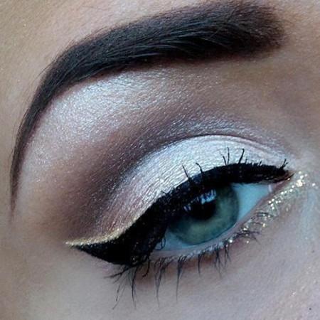 مكياج عيون لبناني (3)