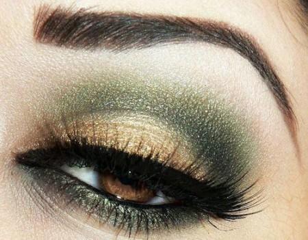 مكياج عيون ناعم (1)